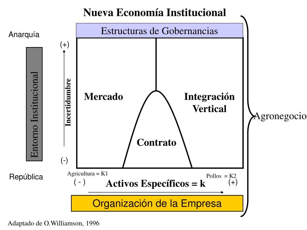 Nueva Economía Institucional