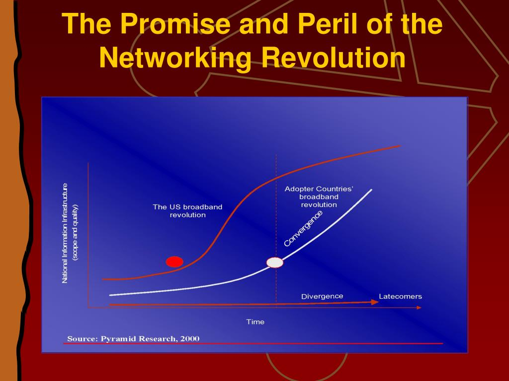 The Promise and Peril of the Networking Revolution