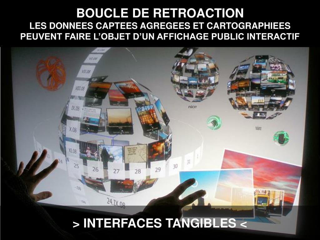BOUCLE DE RETROACTION