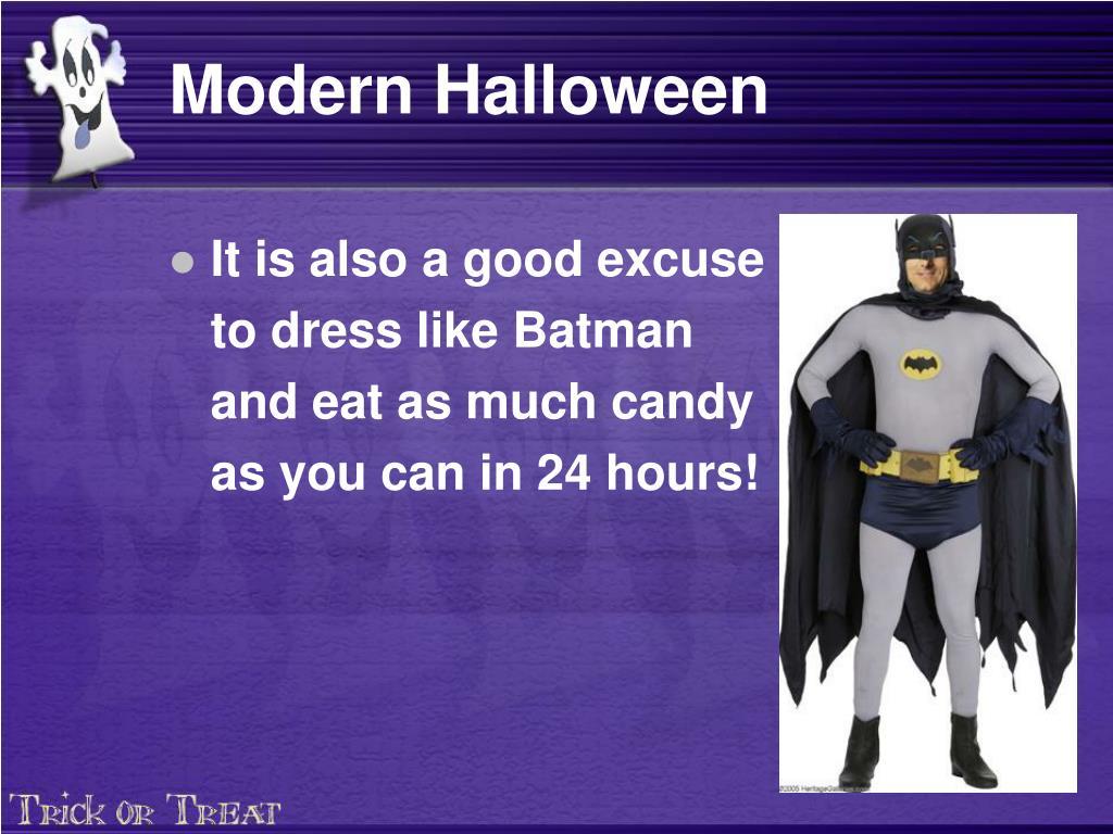 Modern Halloween