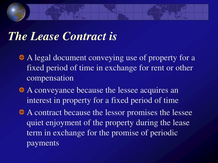 The lease contract is l.jpg