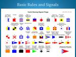 basic rules and signals17