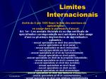 limites internacionais8