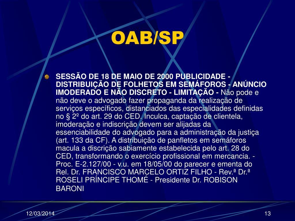 OAB/SP