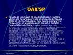 oab sp37