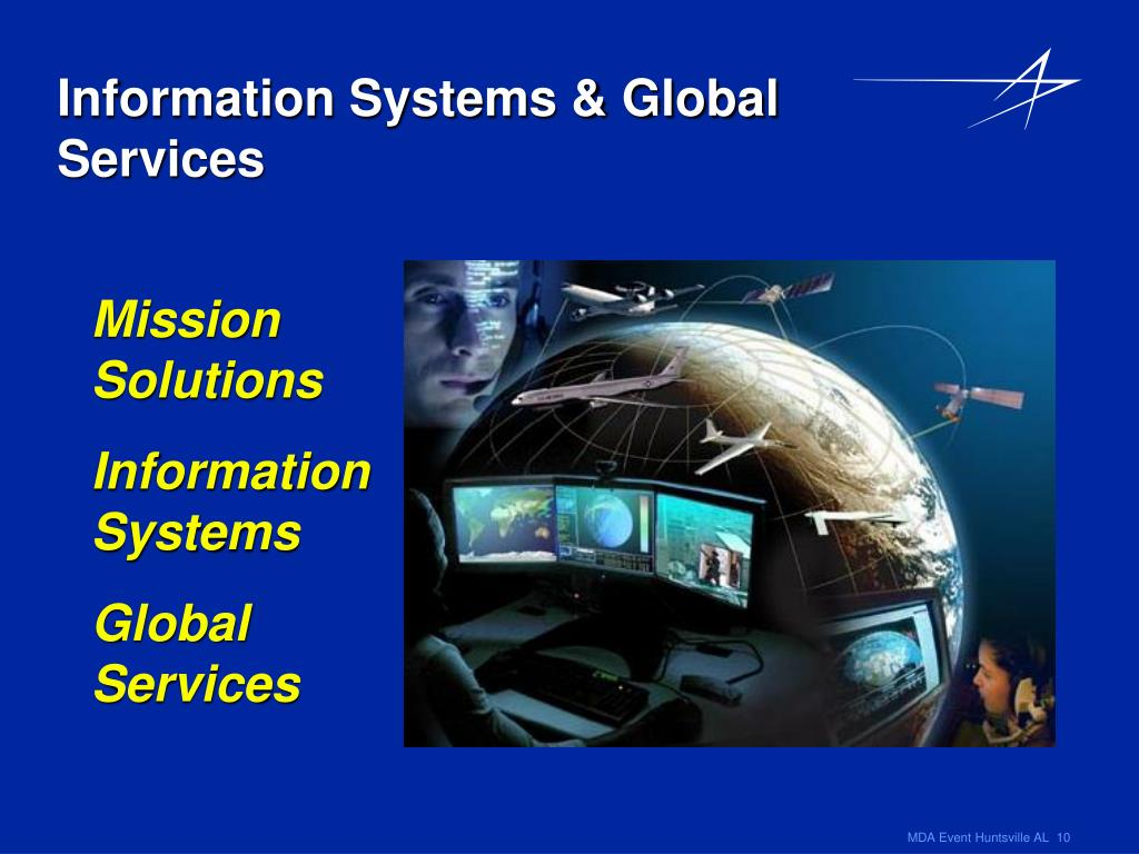 Information Systems & Global Services
