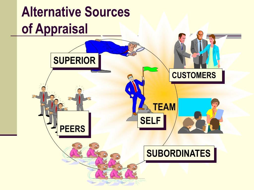 Alternative Sources