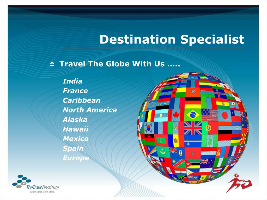 Destination Specialist