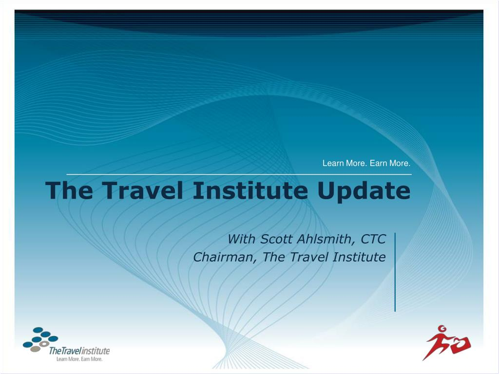 The Travel Institute Update