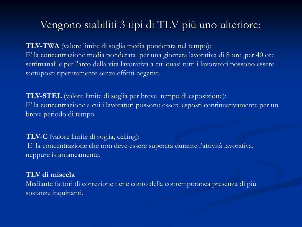 TLV-TWA