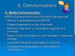 3 communications