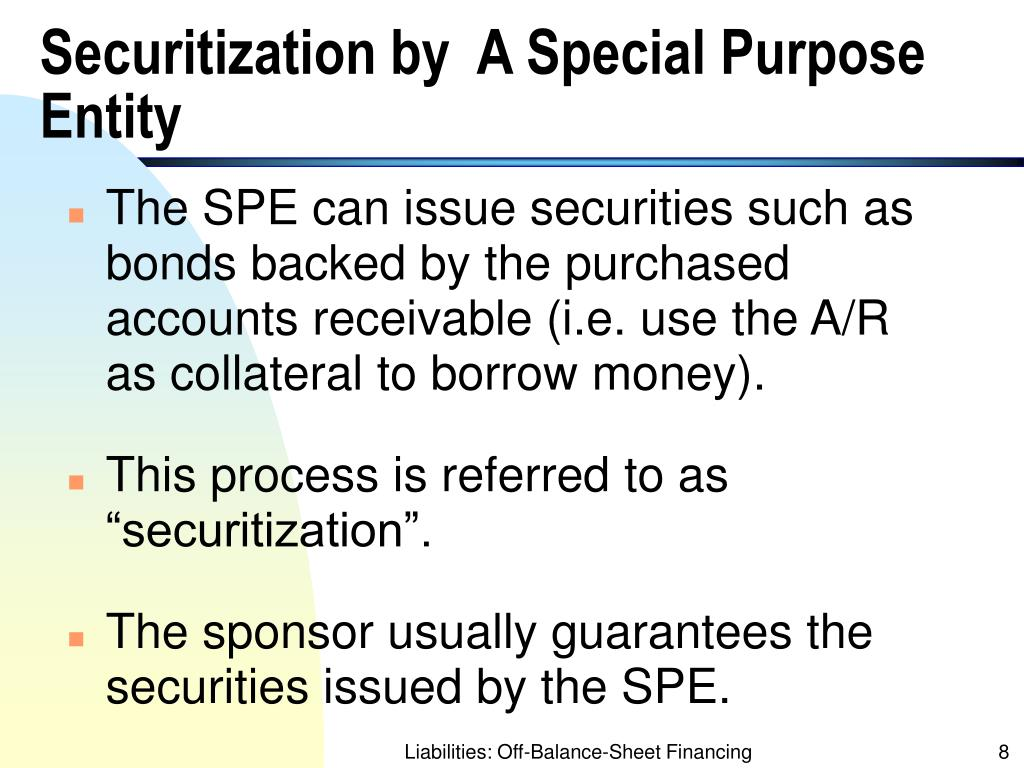 Securitization Ppt