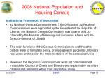 2008 national population and housing census16
