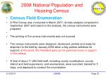 2008 national population and housing census23