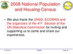 2008 national population and housing census35