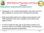 2008 national population and housing census7