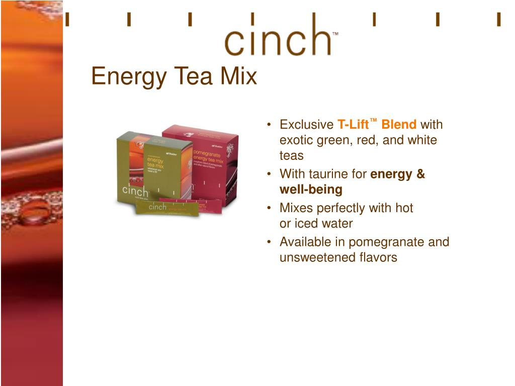Energy Tea Mix