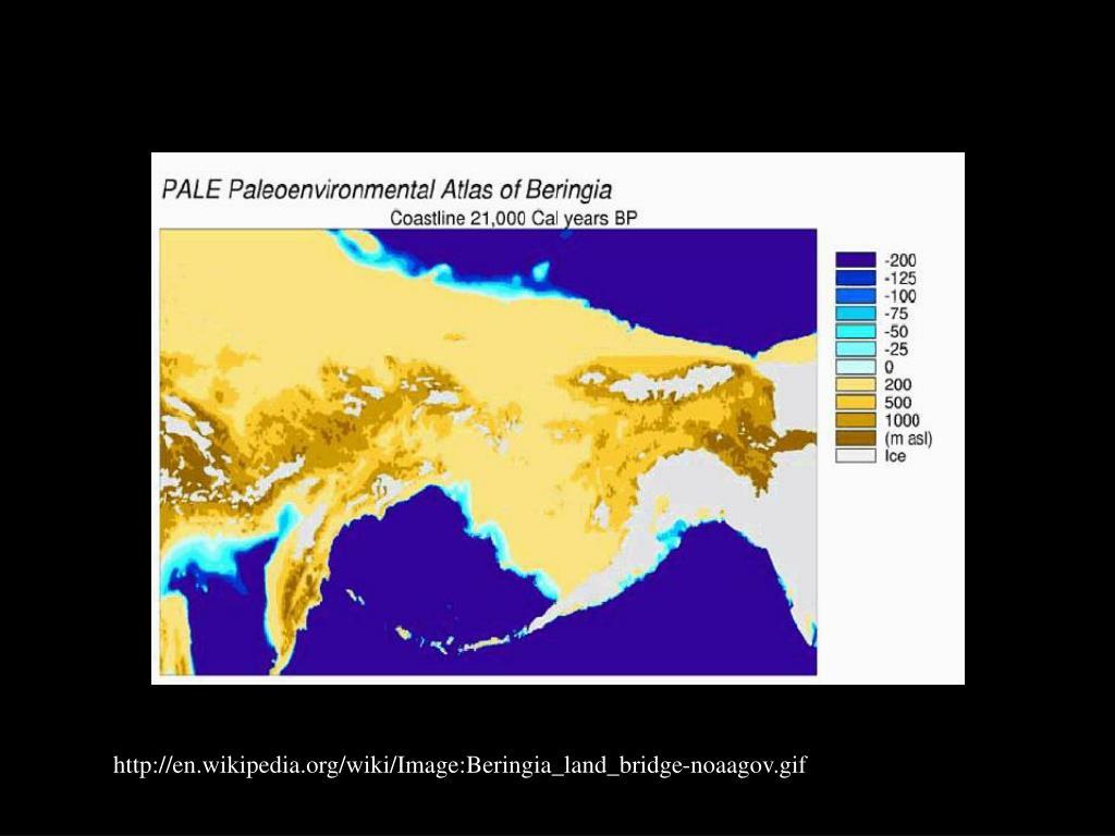 http://en.wikipedia.org/wiki/Image:Beringia_land_bridge-noaagov.gif