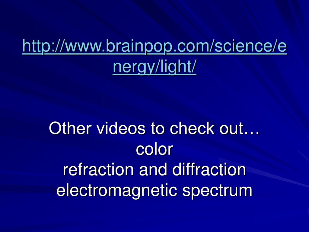 http://www.brainpop.com/science/energy/light/