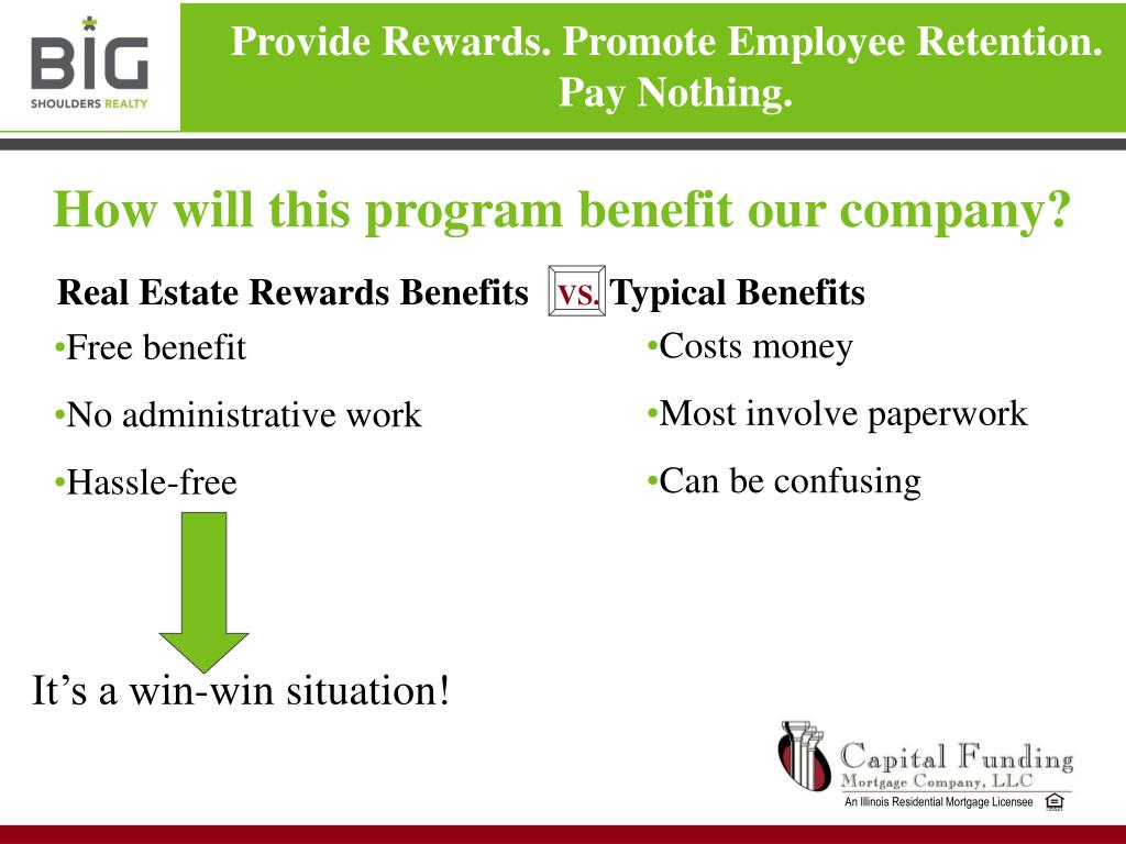 How will this program benefit our company?
