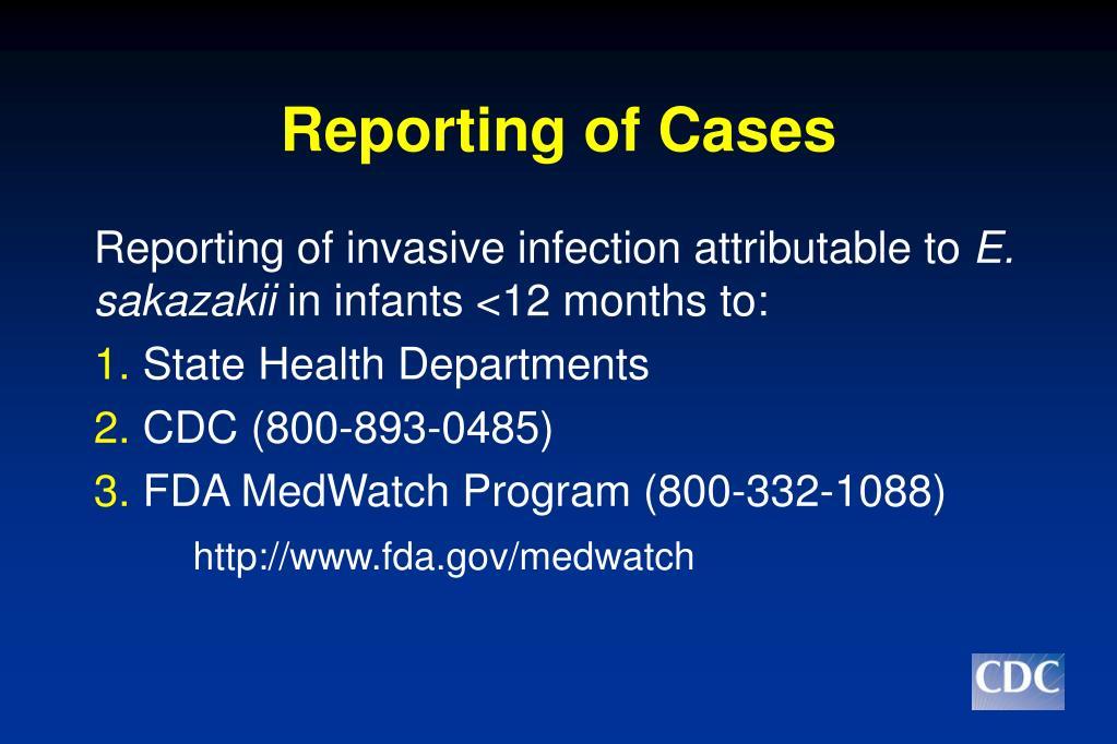 Ppt Enterobacter Sakazakii Meningitis And Death