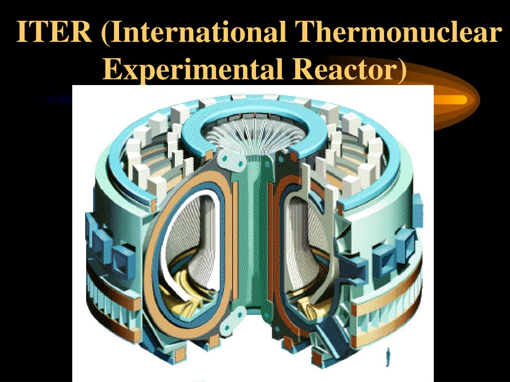 ITER (International Thermonuclear Experimental Reactor)