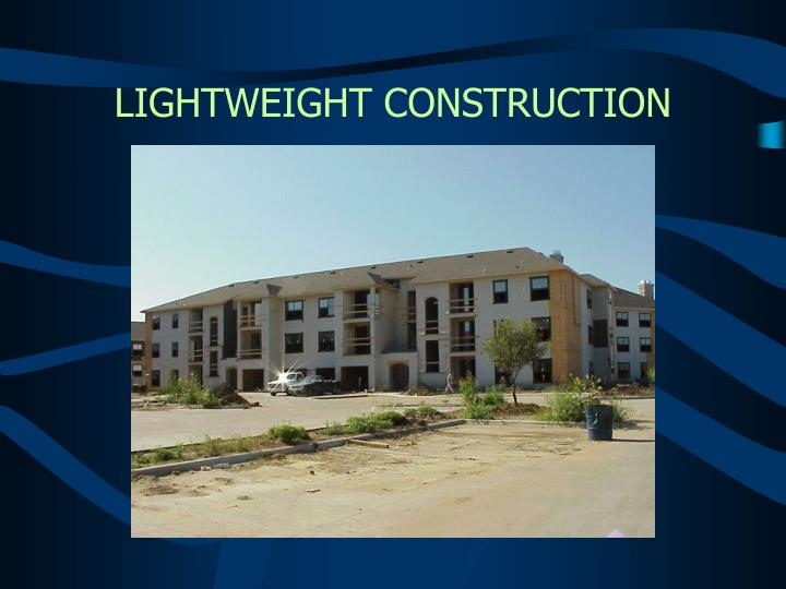 Lightweight construction1