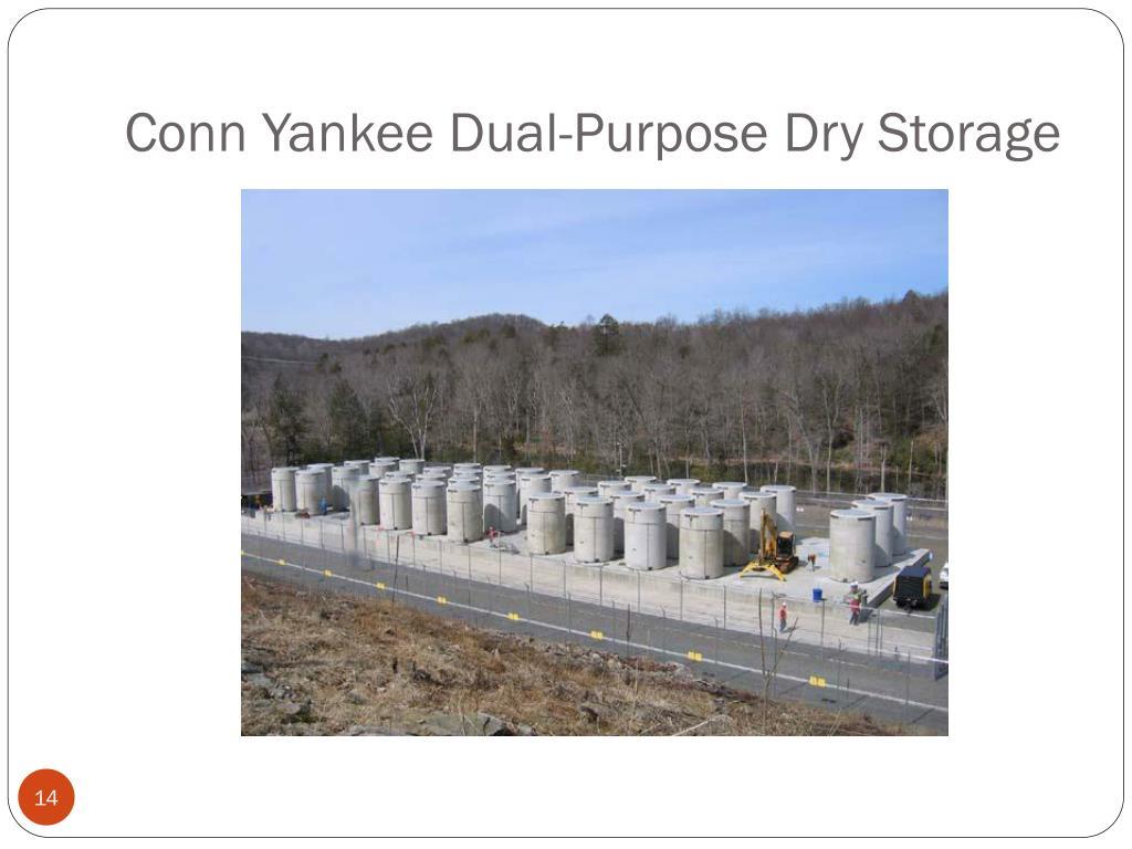 Conn Yankee Dual-Purpose Dry Storage
