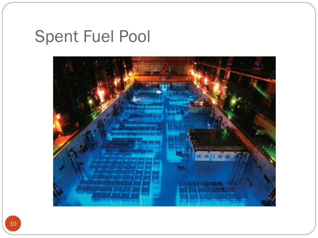 Spent Fuel Pool