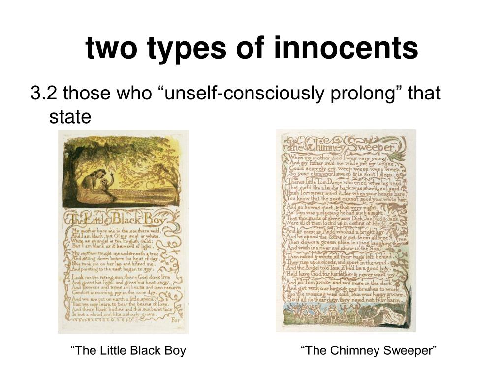 two types of innocents