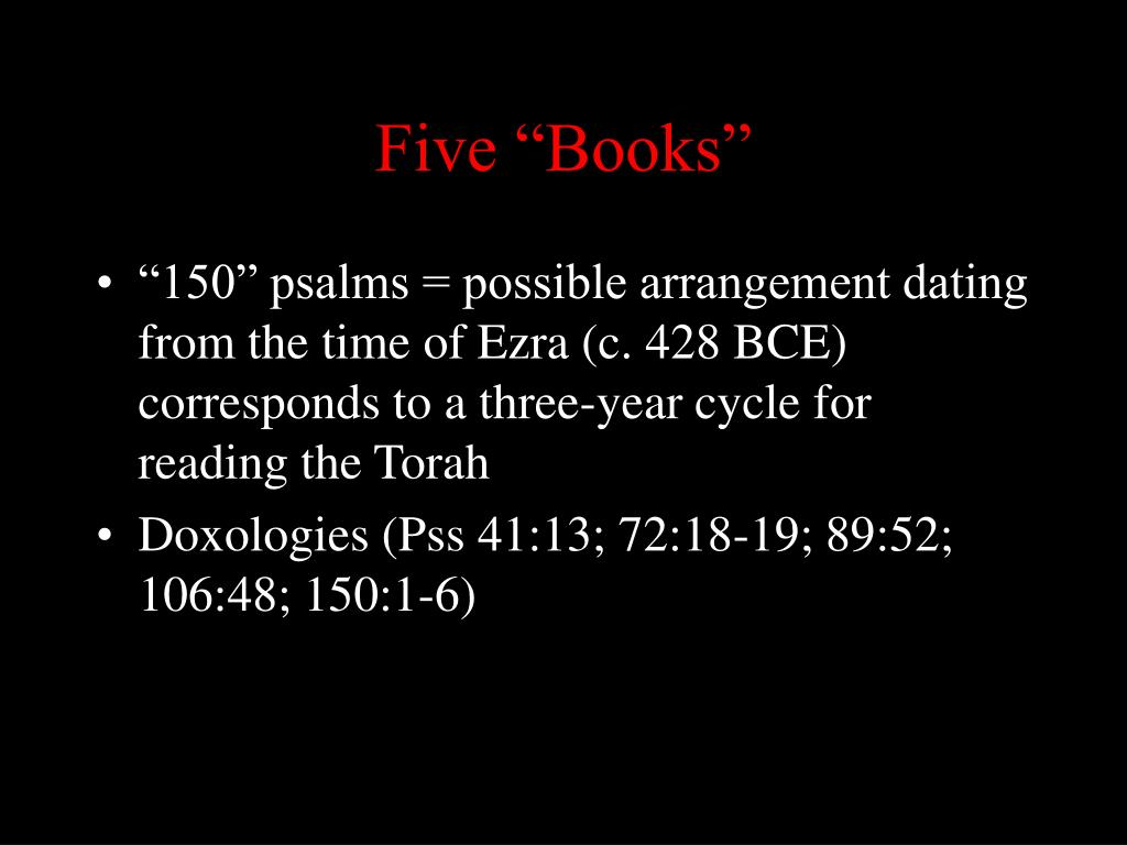 introduction to the five books of In his superbly attentive translation of the five books of moses  in particular, as  alter emphasizes in his polemical introduction the bible in.