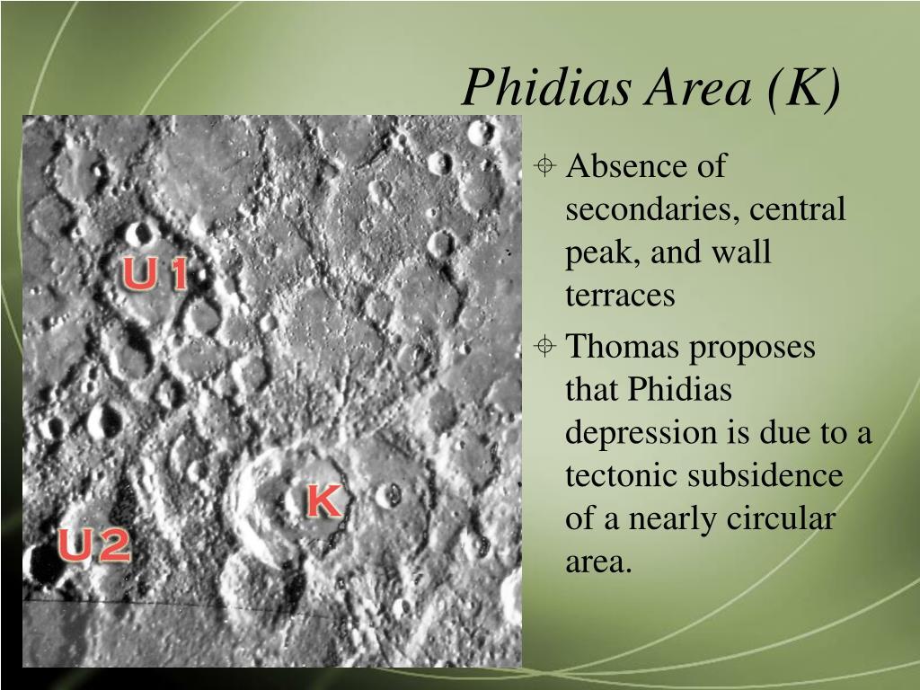 Phidias Area (K)