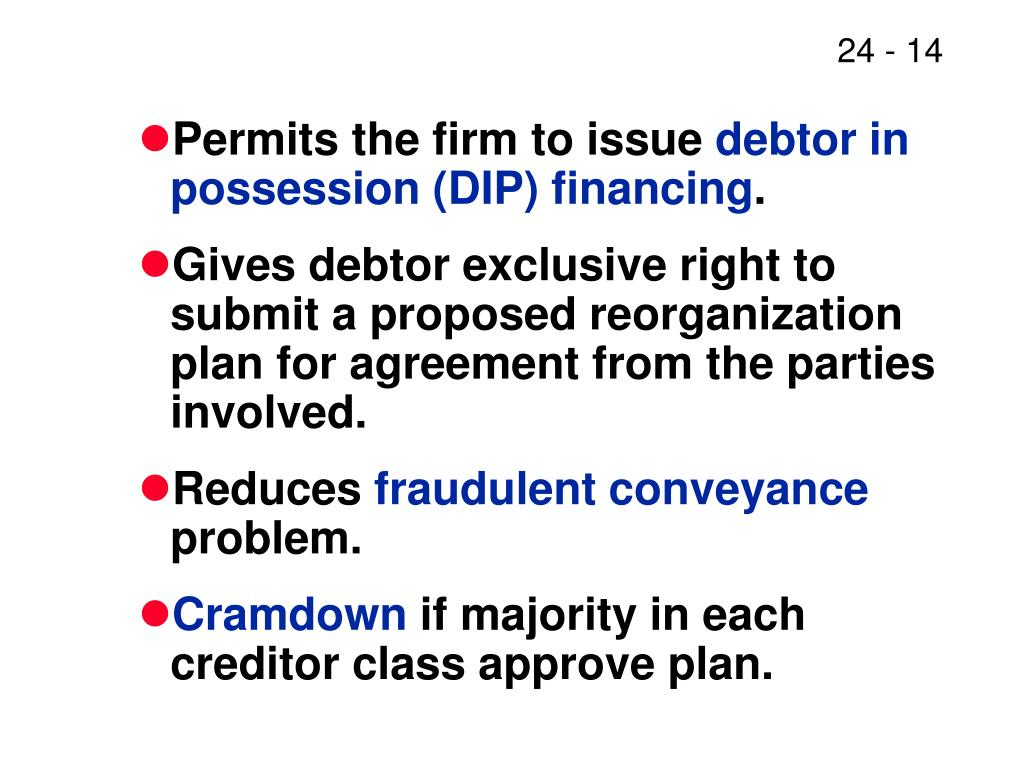 Permits the firm to issue