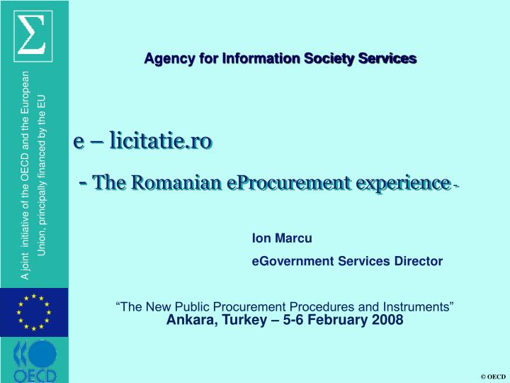 Agency for Information Society Services