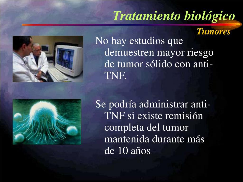 Tratamiento biológico