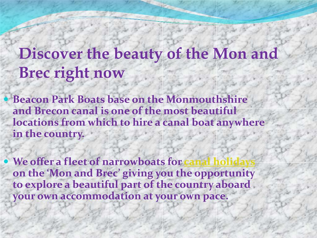 Discover the beauty of the Mon and