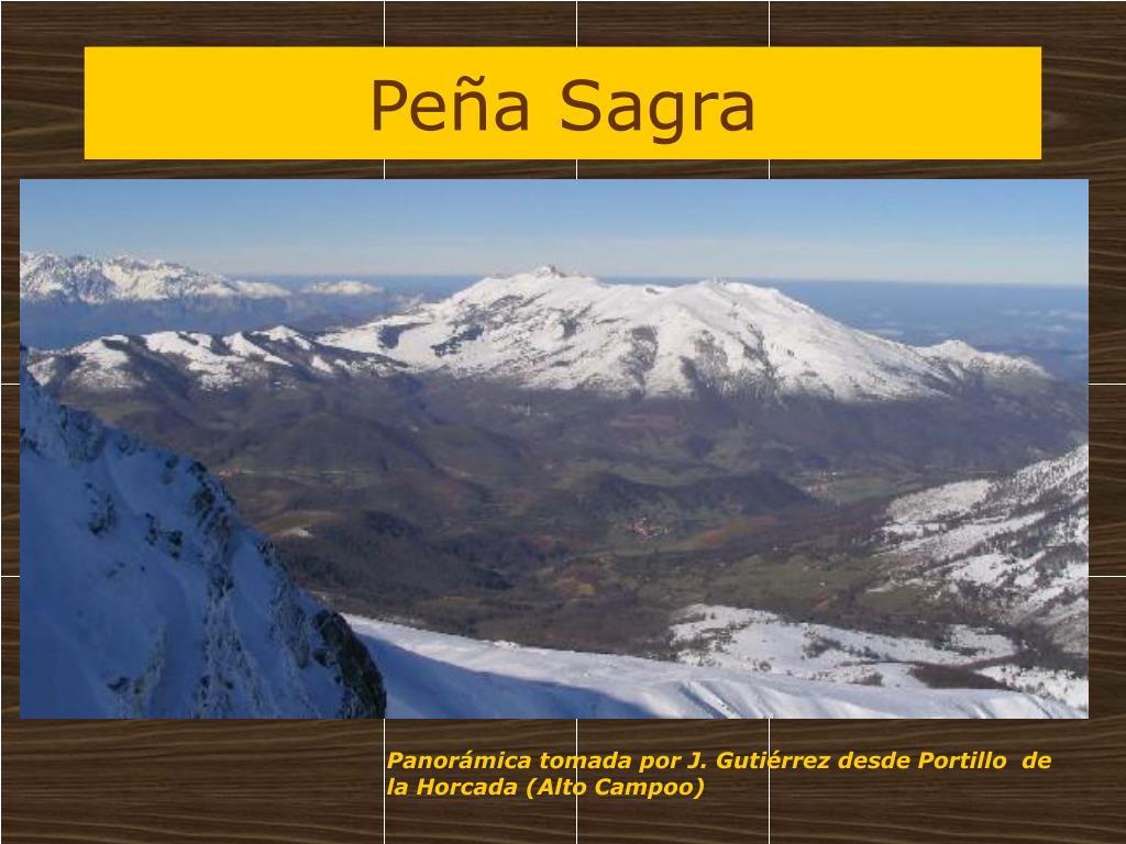 Peña Sagra
