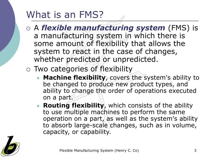 What is an fms