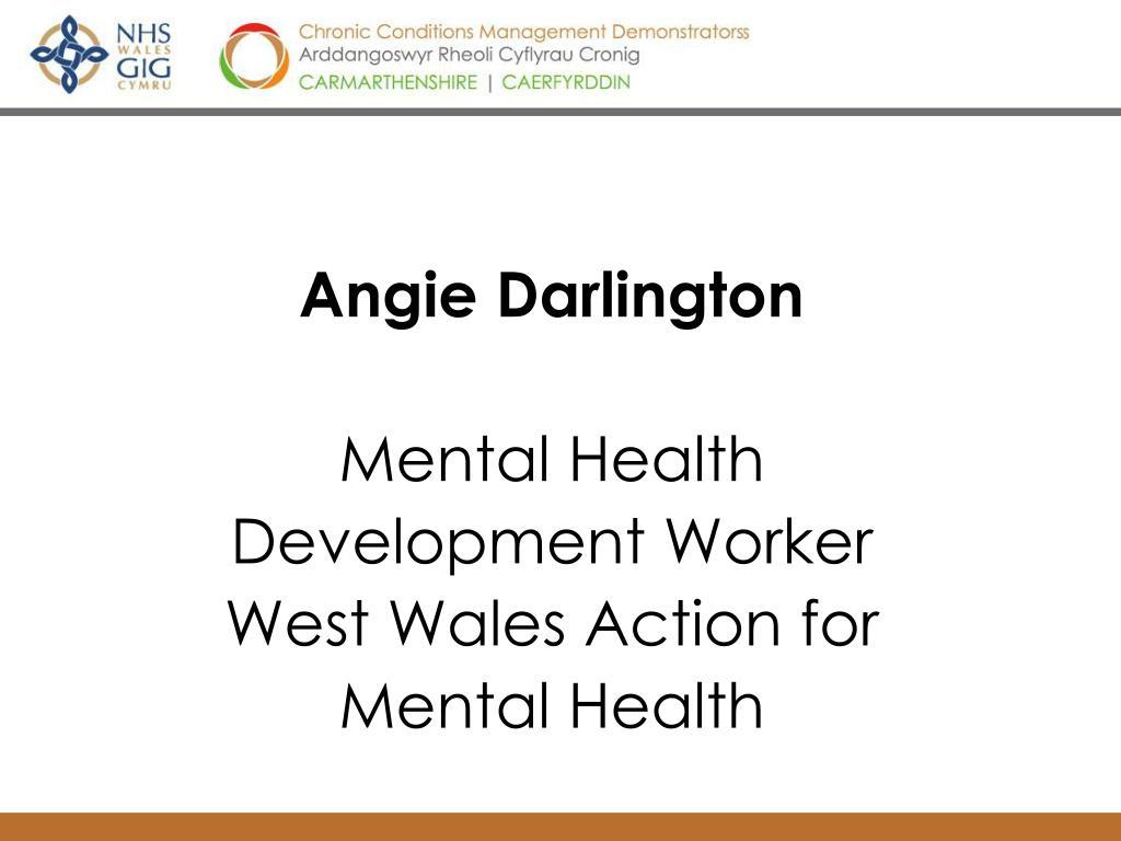Angie Darlington