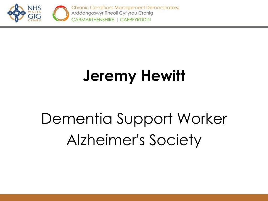 Jeremy Hewitt