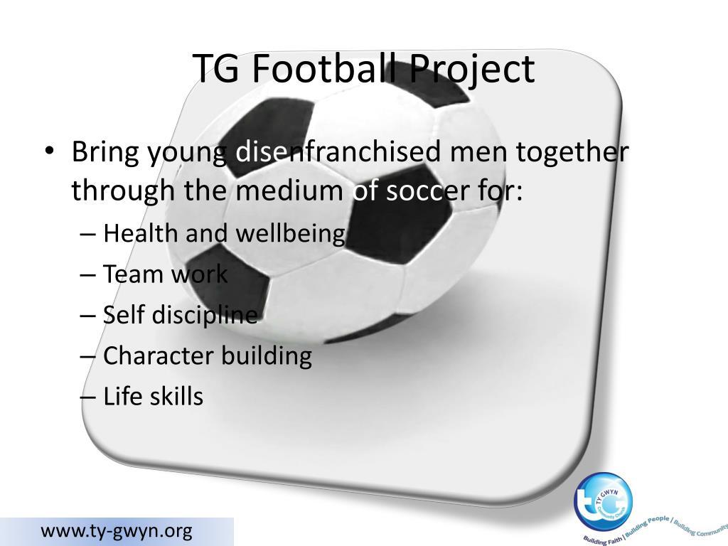 TG Football Project