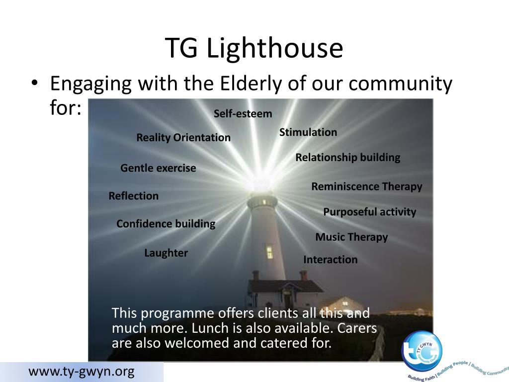 TG Lighthouse