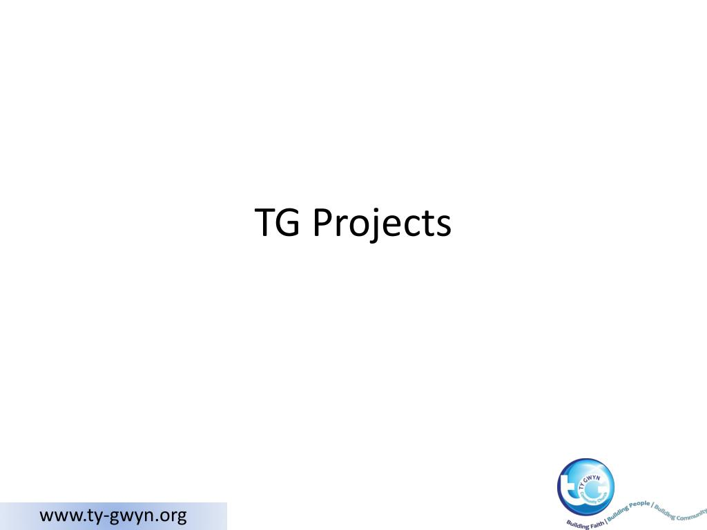 TG Projects