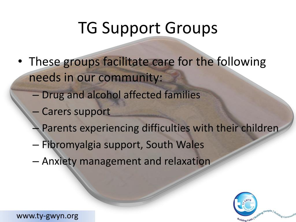 TG Support Groups