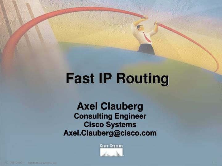 Fast ip routing l.jpg