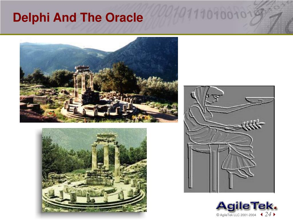Delphi And The Oracle