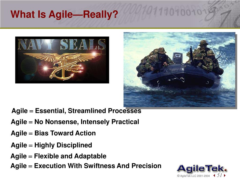 What Is Agile—Really?