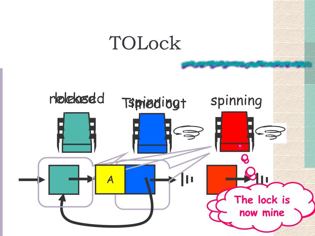 TOLock