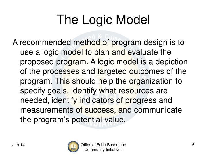 The Logic Model