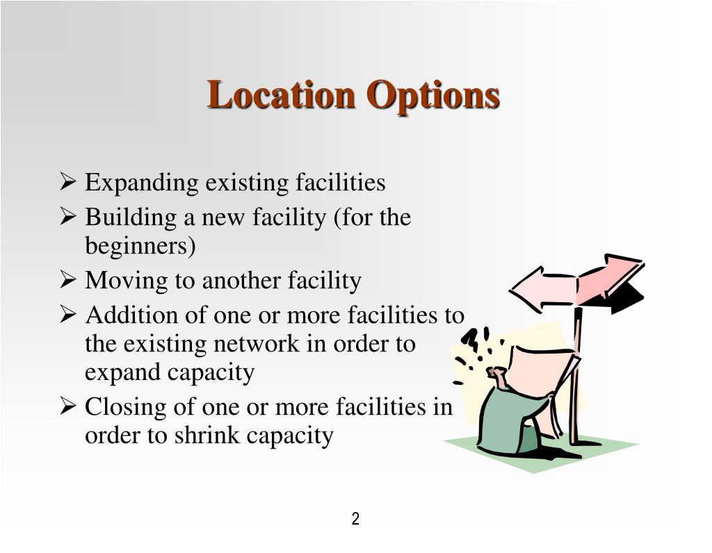 Location Options